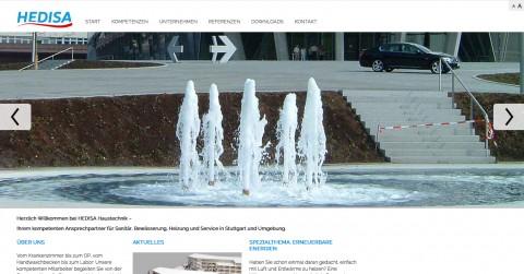 Wasser marsch! in Stuttgart