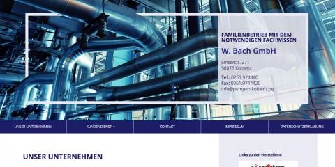 Pumpentechnik fördert vieles zutage in Koblenz