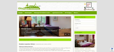 Wohnungen für Studenten und Azubis in Gotha: City Appartements  in Gotha