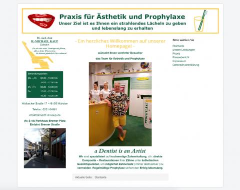 Von gelb zu weiß – Bleaching für die Zähne in Münster