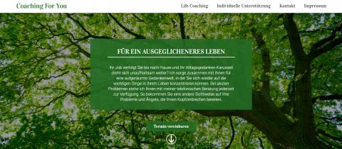 Live-Coaching – die Individuelle Unterstützung  in Kempten