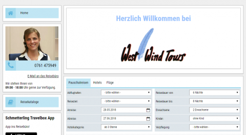 Den Duft der weiten Welt schnuppern: Mit Reisebüro West Wind Tours in Freiburg dem Fernweh nachgeben in Freiburg