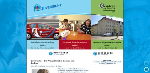 Ambulante Pflege – darauf kommt es an in Dessau