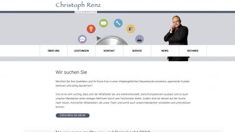 Steuerberatung vom Profi - Steuerberater Renz in Dresden in Dresden