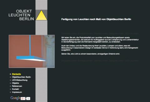 Lichtstimmung: Grundbeleuchtung oder Wohlfühlatmosphäre in Berlin
