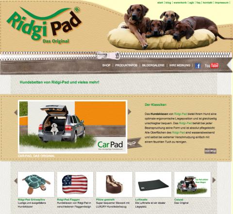 Hundekissen für den komfortablen Transport in Edermünde-Besse
