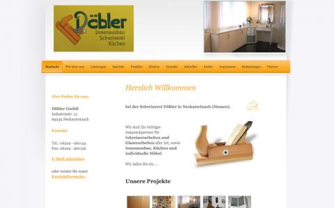 Bitte draußen bleiben: Insektenschutz der Döbler GmbH in Neckarsteinach