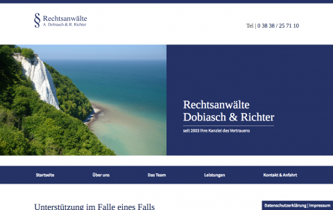 Rechtsanwaltsgespräch – Vorbereitung als Basis für eine erfolgreiche Zusammenarbeit   in Bergen auf Rügen
