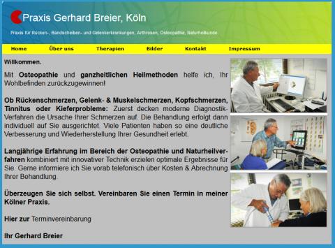 Tinnitus – Behandlung durch alternative Heilverfahren  in Köln