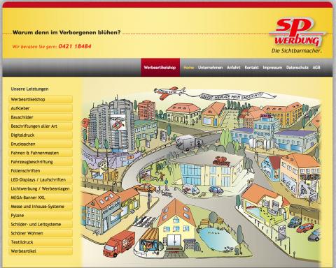 Erfolgreich werben in Bremen