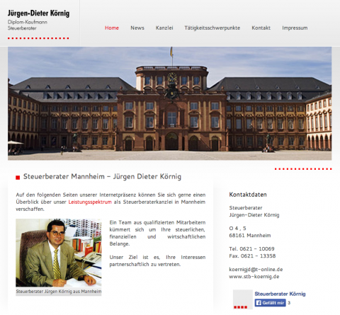 Existenz auf solidem Fundament in Mannheim