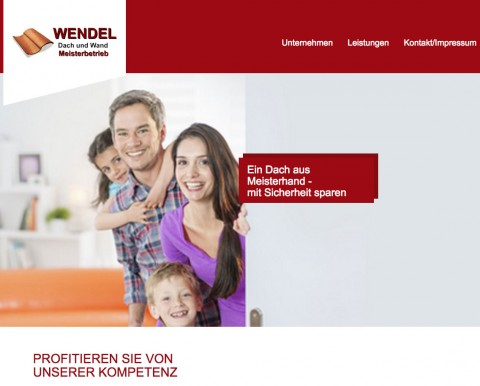 Wendel Dach und Wand Meisterbetrieb aus Leverkusen in Leverkusen