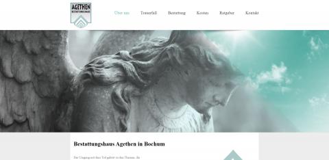Eine außergewöhnliche Bestattung für besondere Menschen  in Bochum