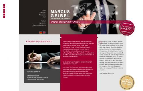 Firmenprofil von: Technische Übersetzungen Englisch-Deutsch