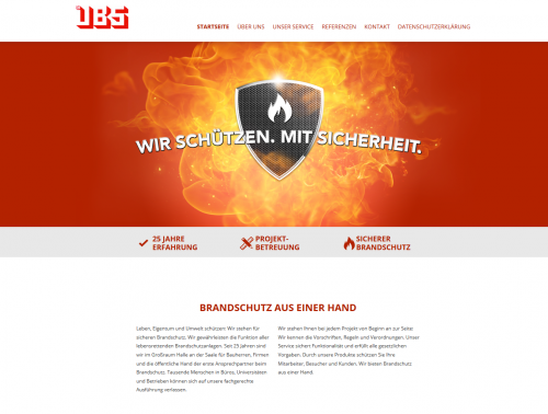 Firmenprofil von: Vorbeugender Brandschutz in Halle
