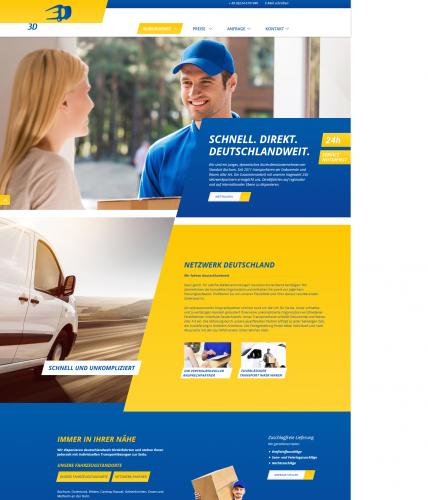 Firmenprofil von: Deutschlandweite Direktfahrten