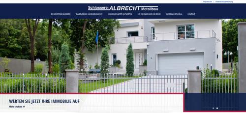 Firmenprofil von: Metallbauteile aus Meisterhand: Metallbau Uwe Albrecht in Göttingen
