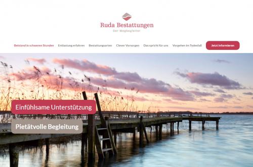 Firmenprofil von: Die letzte Ruhe auf dem weiten Meer – Seebestattungen in Deutschland