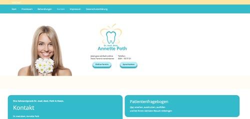 Firmenprofil von: Schöne Zahne für ein strahlendes Lächeln