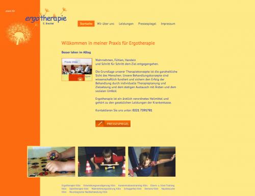 Firmenprofil von: Ergotherapie-Behandlung bei Morbus Parkinson
