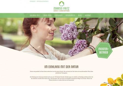 Firmenprofil von: Gartenraum individuell abgrenzen