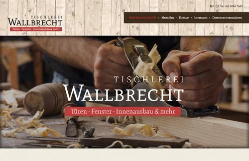 Firmenprofil von: Rustikal und exklusiv: individuelle Möbelstücke vom Tischler
