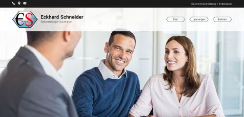 Firmenprofil von: Betriebswirtschaftliche Auswertung mit Eckhard Schneider