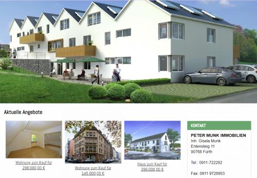 Firmenprofil von: So gelingt Ihr Immobilienverkauf - Mit 5 Tipps entspannt verkaufen