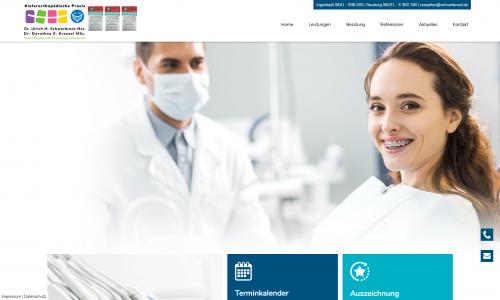 Firmenprofil von: Für den richtigen Biss – Abhilfe bei Kiefergelenkserkrankungen