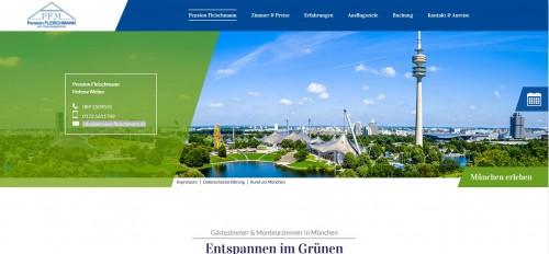 Firmenprofil von: Pension Fleischmann: Günstige Monteurunterkunft in München