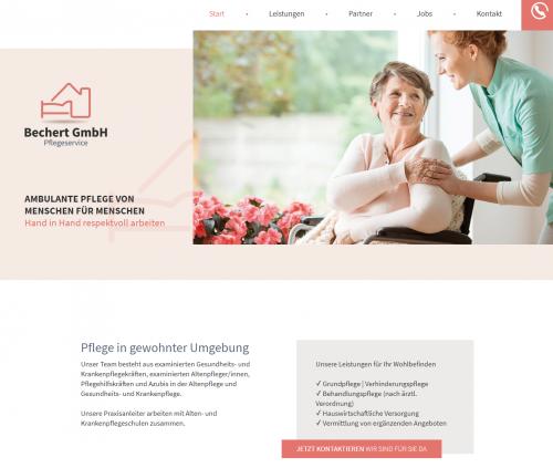 Firmenprofil von: Häusliche Pflege statt Heimaufenthalt