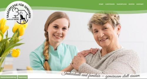Firmenprofil von: Tagespflege für ein erfülltes Leben im Alter