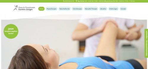 Firmenprofil von: Ihre Erfrischung für den Rücken: Kältetherapie