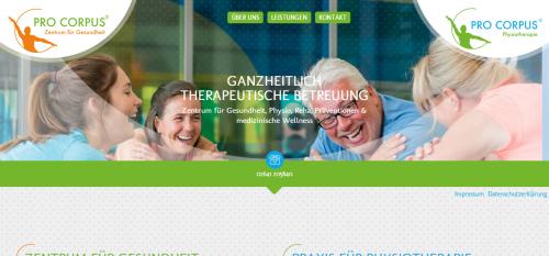 Firmenprofil von: Physiotherapie – für beschwerdefreie Bewegung