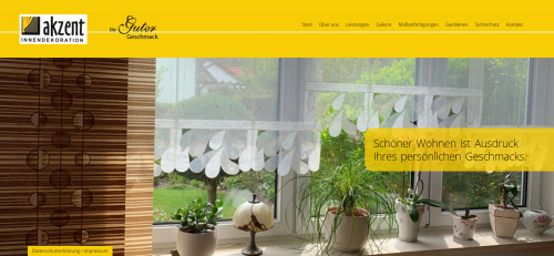 Firmenprofil von: Schöner Wohnen – individuelle Deko-Ideen