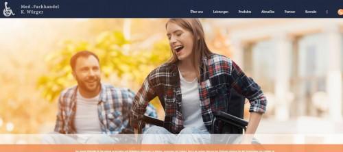 Firmenprofil von: Gehhilfen für mehr Lebensqualität