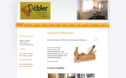 Firmenprofil von: Bitte draußen bleiben: Insektenschutz der Döbler GmbH