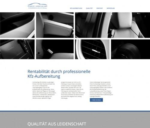 Firmenprofil von: Lechner Kfz-Aufbereitung GmbH in Frankfurt am Main