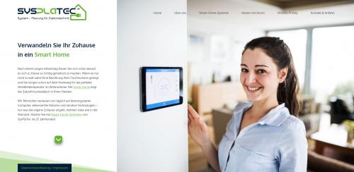 Firmenprofil von: Smarthome von SysPlaTec: mehr Sicherheit und Komfort für Ihr Zuhause