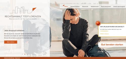 Firmenprofil von: Vom Fluggastrecht Gebrauch machen und Entschädigung erhalten