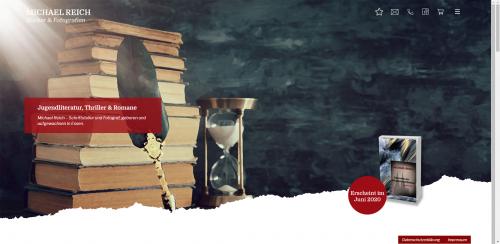 Firmenprofil von: Michael Reich: Jonah Fink und die Prophezeiung der Seher