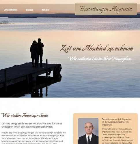 Firmenprofil von: Bestattungen Augustin aus Bielefeld