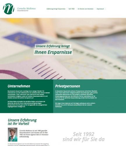Firmenprofil von: Steuerberaterin Malkmus in Konstanz