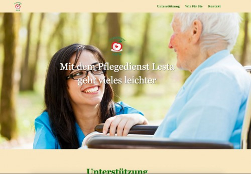 Firmenprofil von: Pflegedienst Lesta in Bad Kreuznach