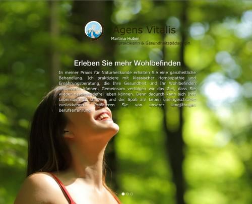 Firmenprofil von: Naturheilpraxis Martina Huber aus Mainburg