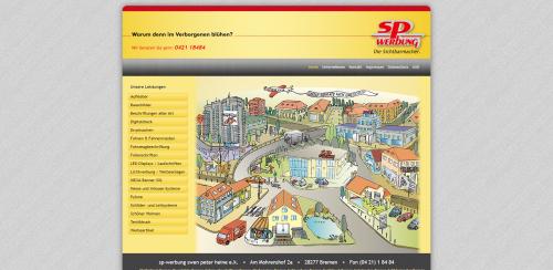 Firmenprofil von: Werbung in Krisenzeiten: sp-werbung unterstützt Sie