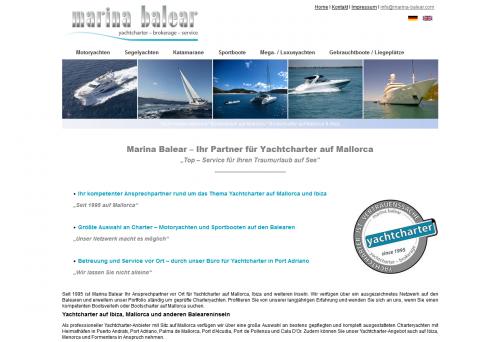 Firmenprofil von: Freiheit auf dem Wasser: Luxuyachten und Sportboote auf Mallorca mieten