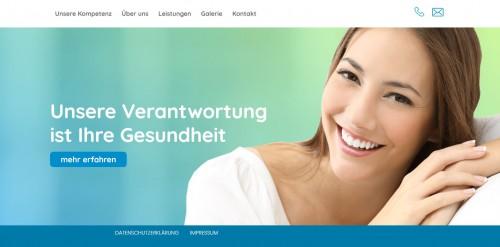 Firmenprofil von: Zahnersatz durch Implantologie – Zeigen Sie Ihr schönstes Lächeln