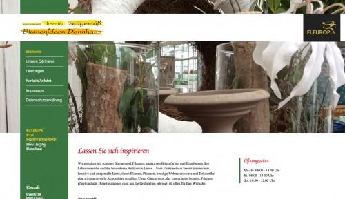 Firmenprofil von: Gartenpflege leicht gemacht