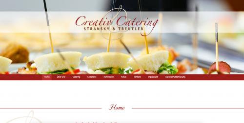 Firmenprofil von: Kreative Küche für prunkvolle Partys